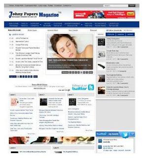 Johny Papers Magazine