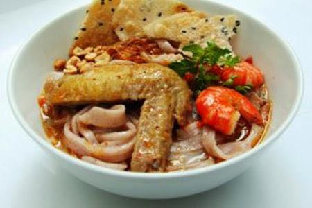 Cách nấu món Mì Quảng đặc sản miền trung