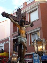 Cristo del Sagrario. Hermandad Ntro. Padre Jesús de Nazareno, Calzada de Calatrava