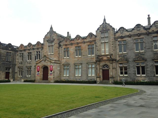 St Andrews University @ St Salvator's