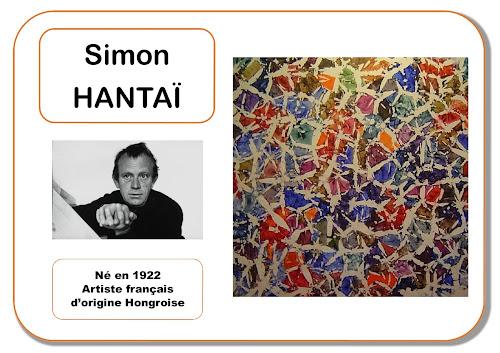 Simon Hantaï - Portrait d'artiste en maternelle