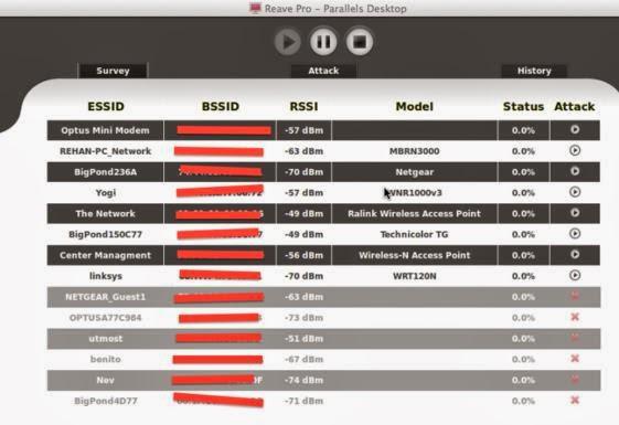 Reaver Pro - Wifi Hack Download Free