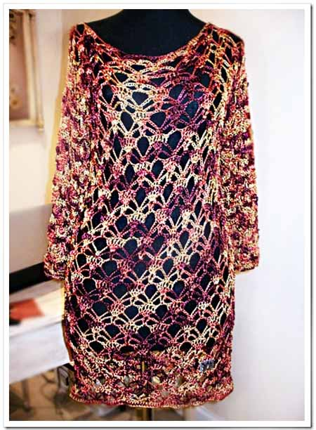 Marina H. tejidos artesanales moda Argentina 2013.