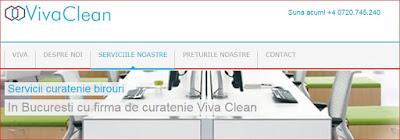 servicii Viva Clean