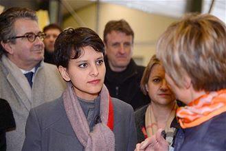 Inégalités de salaires: Mme Vallaud-Belkacem promet des sanctions