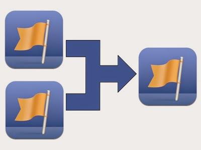 Cara Mwenggabungkan 2 (Dua) Halaman Facebook