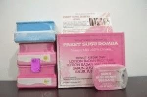 PAKET SUSU DOMBA 75RB