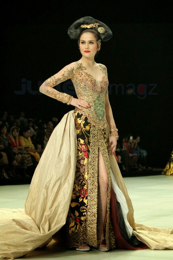 model kebaya modern elegan anne avantie