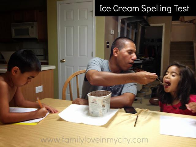 dual language spanish first grade spelling test