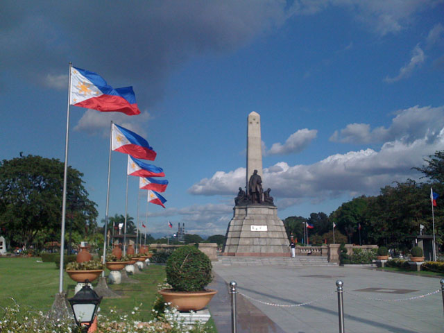 jose rizal s tallest monument Tallest jose rizal monument, located on calamba city rizal's advocacy of liberty through peaceful means rather than by violent revolution makes him asia's first modern non-violent proponent of freedom.