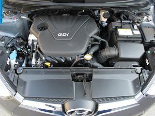 Hyundai veloster car 2012 engine - صور محرك سيارة هيونداى فيلوستر 2012
