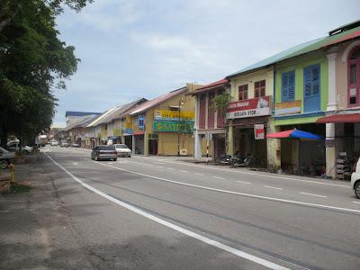 bandar di raja Pekan di Pahang
