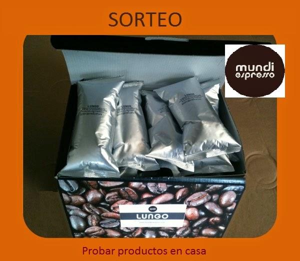 Sorteo Lote de café Mundi Espresso