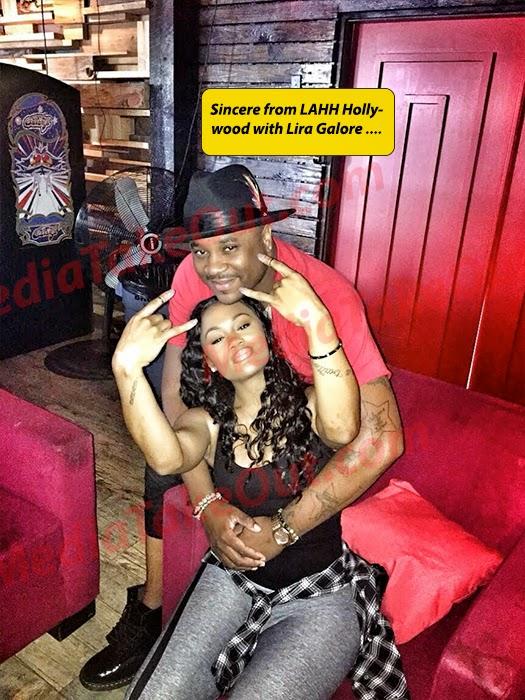 Who is lira galore dating 2019