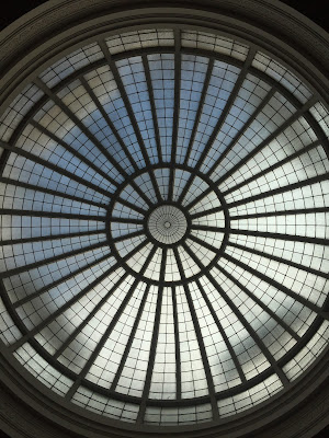 Portland Central Library dome