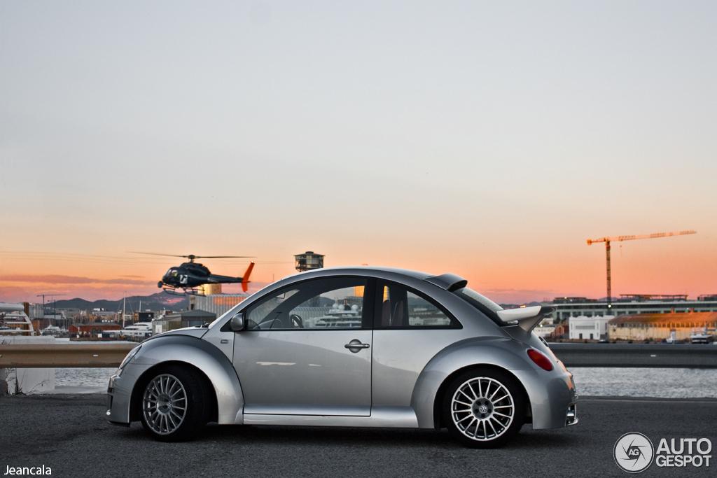 FAB WHEELS DIGEST (F.W.D.): Volkswagen Beetle RSi (2001-03)