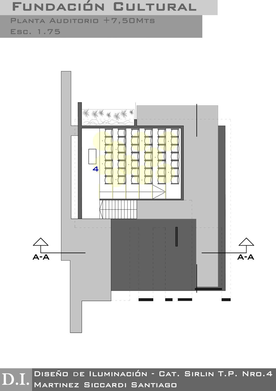 Proyectos arquitectura dise o de iluminaci n sirlin 2012 - Arquitectura de diseno ...