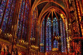 Tempat Wisata Di Paris - Sainte-Chapelle