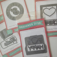 Echo Park Allison Kreft die cutting dies