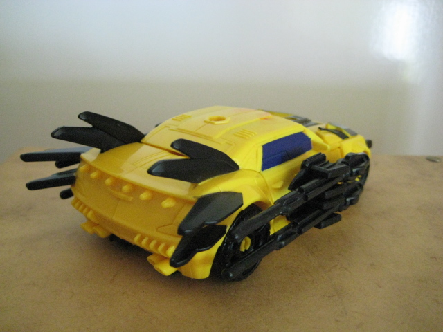 Transformers Prime Beast Hunters Bumblebee Car