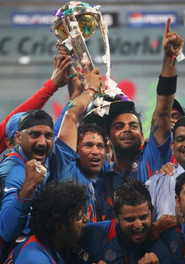 world cup cricket 2011 winner team. world cup cricket 2011 winner