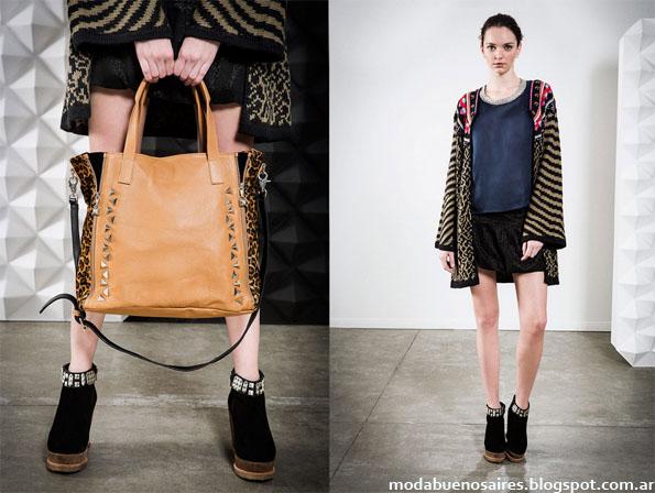 Jazmin Chebar moda otoño invierno 2013