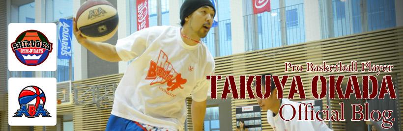 TAKUYA OKADA - Official Blog -