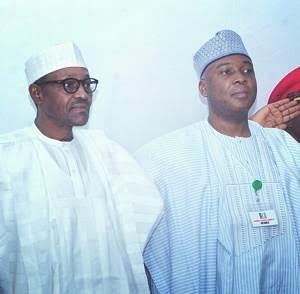 Presidency says Buhari has nothing to do with Saraki's code of conduct trial trial.