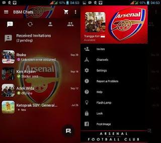 BBM MOD Club Sepak Bola Terlengkap v2.10.0.35 Apk Android