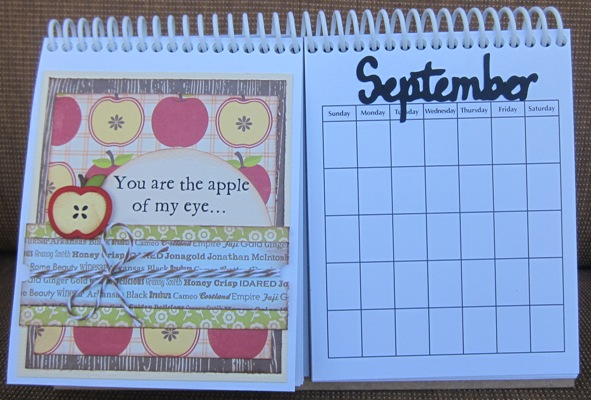 Paper Cottage: Quote Desk Calendar ~ September 28th