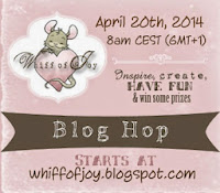 Whiff of Joy April Blog Hop