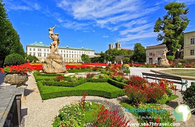 معالم سالزبورغ السياحية Salzburg