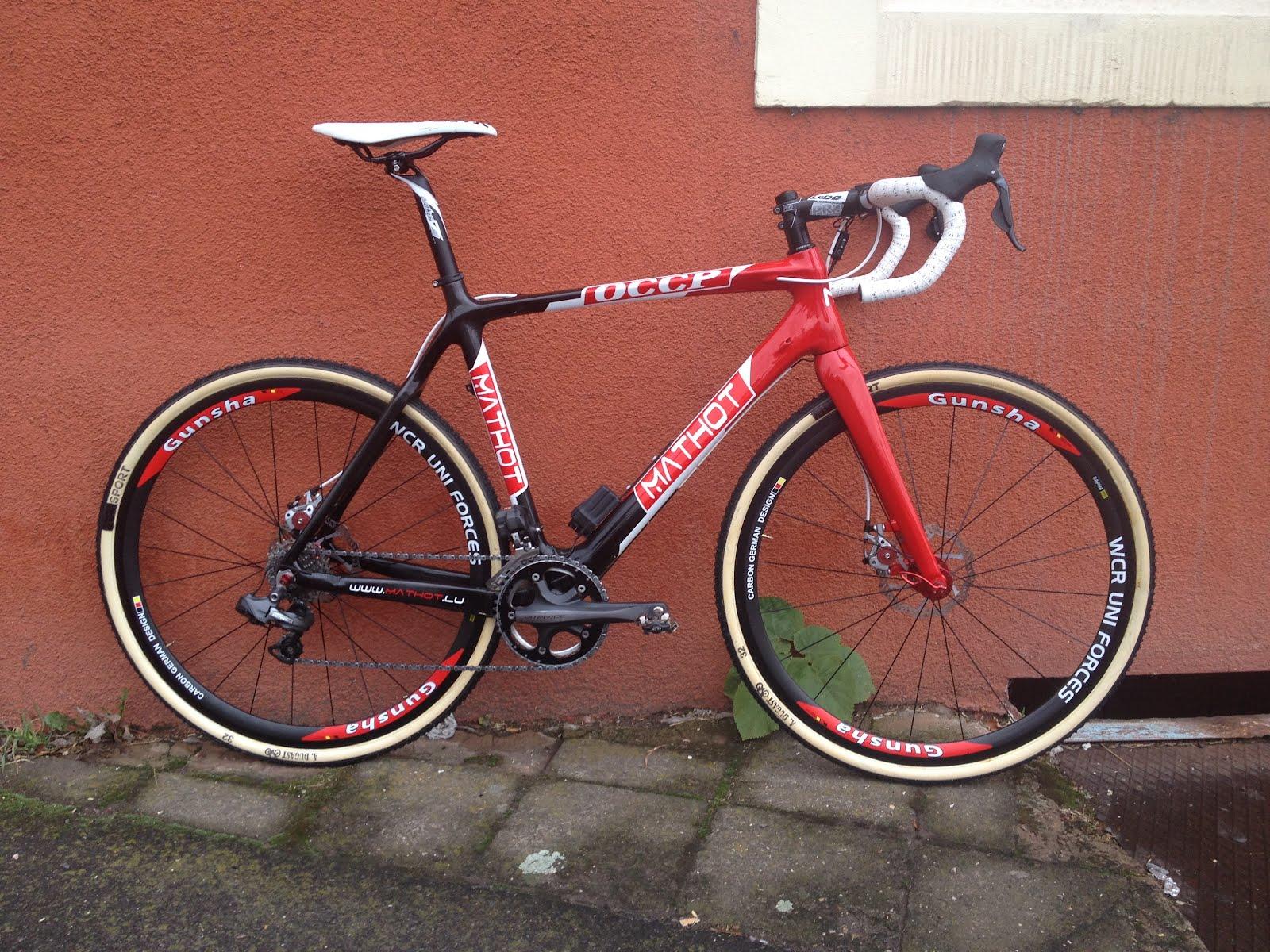 Cyclocross News Blog: Oktober 2012