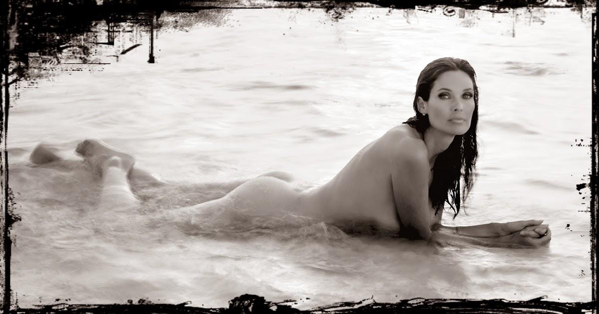 from Emiliano caroline correa nude playboy pic