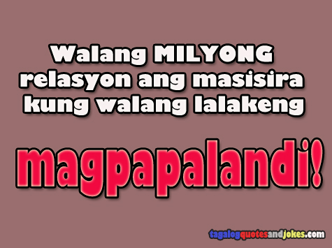 tagalog quotes for him 2Quotes About Crush Tagalog Sweet