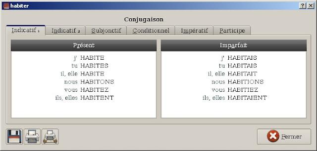 Lakimi i foljes në frëngjisht