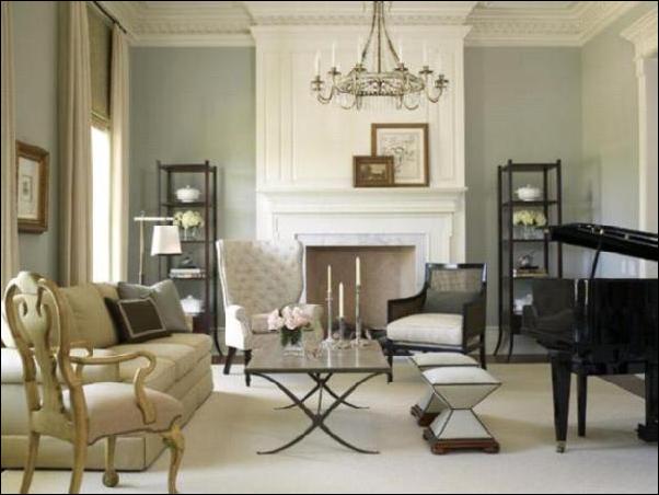 transitional living room design ideas room design inspirations - Transitional Living Room Design