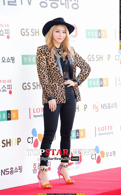 Ailee 2015 Cable TV Broadcast Awards