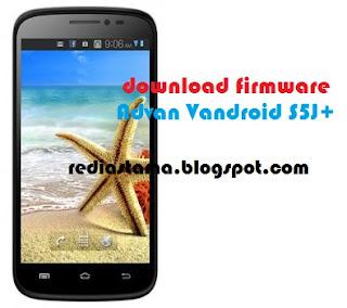 Download Firmware Advan S5J+ Plus