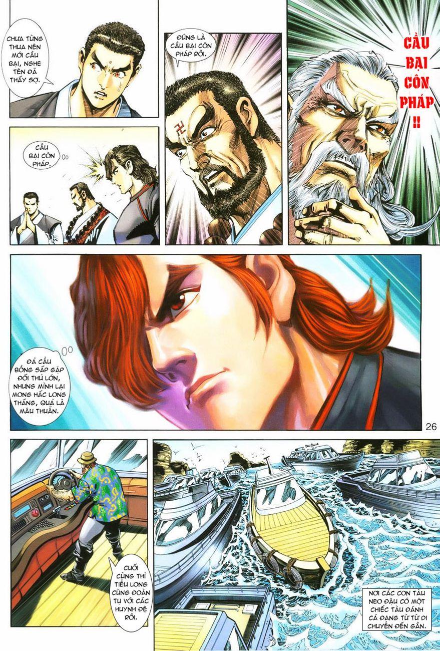 Tân Tác Long Hổ Môn chap 243 - Trang 25
