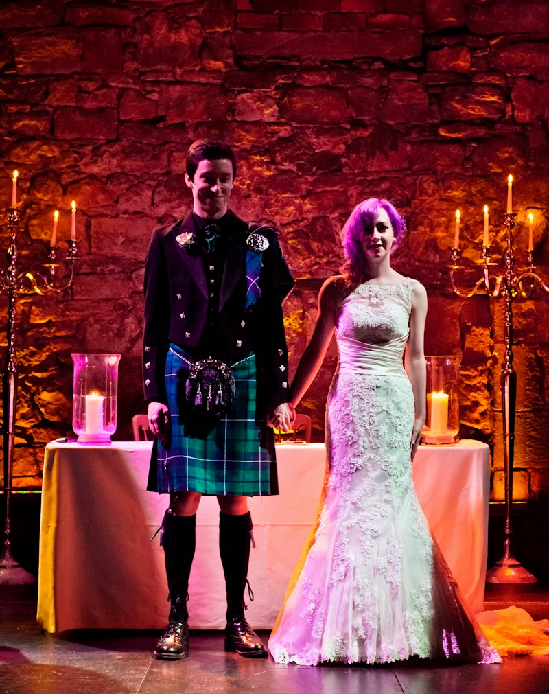 Humanist Weddings in Scotland: Catie and Paul\'s Humanist Wedding at ...