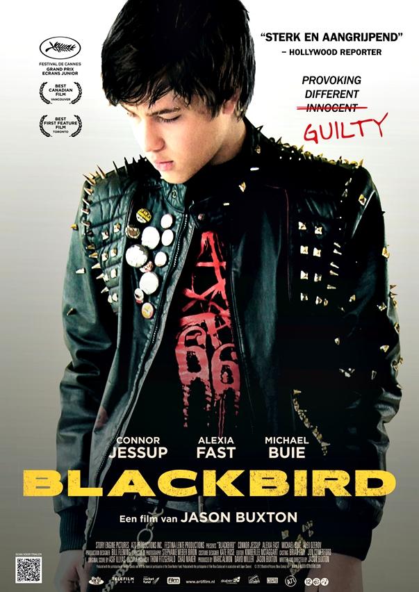 Blackbird póster