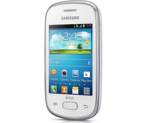 Harga dan spesifikasi Samsung Galaxy Star terbaru 2015