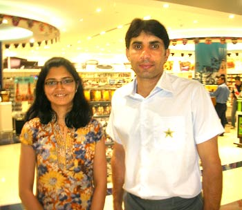 Misbah+ul+haq+wife+pic