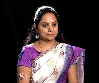 Kavitha Exclusive Interview in 'To the Point'