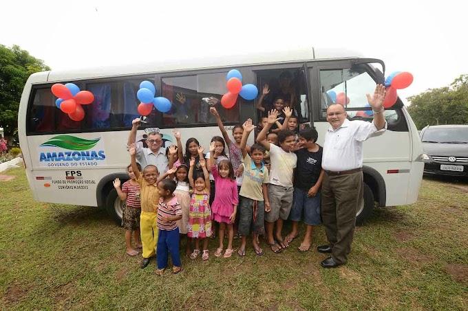 Instituição social de Manacapuru recebe benefício do Fundo de Promoção Social do Governo do Amazonas