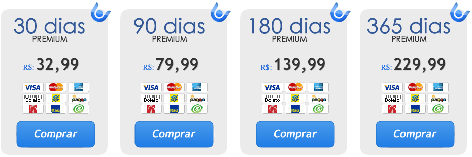 Planos Premium