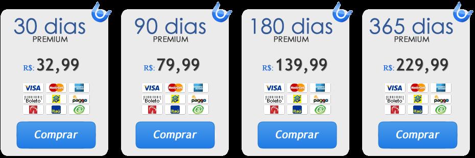Planos Premium