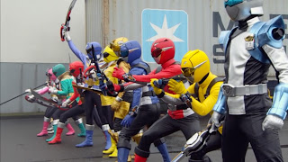 Tokumei Sentai Go-Busters vs. Gokaiger Toei Super Sentai