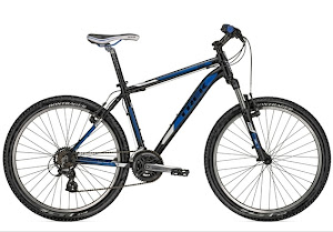Mi actual bicicleta